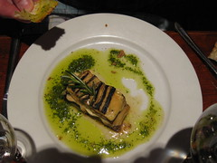 Dipping (Niecieden) Tags: paris france restaurant la may meal 2010 lacanaille