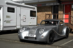 Morgan (Robert DHJ) Tags: park cars sports car racetrack race racecar automobile track 8 automotive super british spotted hyper morgan carpark supercar v8 carshow spotting aero sportscar motorsport sportscars supercars paddock raceway supersport donington carspotting hypercar hypercars motorstv