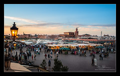 Morocco (Mike Schurmann) Tags: print landscape markets morocco marrakech nikond800 mikeschurmann