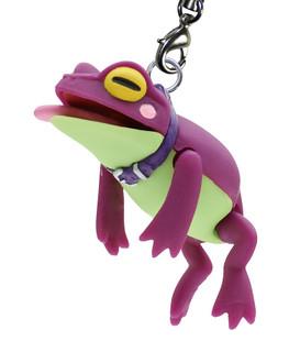 奇譚逗趣青蛙吊飾「休閒飲料」系列~