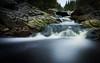 Oksna (Хоргмо) Tags: water norway river norge waterfall foss vann løten elv hedmark korpereiret hoyandx400 øksna hoyablackglass