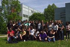 Repas Midi @Grenoble SC 2014