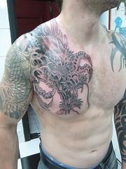 Asian Dragon Tattoo Ideas On Shoulder For Men #41 (tattoos_addict) Tags: men tattoo asian for dragon shoulder ideas 41 dragontattoo dragontattoos