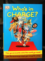 Who's in Charge? (Vernon Barford School Library) Tags: world new school fiction fleur reading star book high lock library libraries political politics reads books science read paperback cover junior cox government deborah leader covers bookcover leaders alexander middle non vernon charge politicalscience recent sciences bookcovers nonfiction paperbacks governments barford politicalsciences comparative softcover who's vernonbarford softcovers comparativegovernment worldgovernments 9781553631415