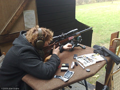 Smallbore BR (alan-evans) Tags: england people sports club north norfolk rifle pistol shooting northwalsham benevans gbr 1813 rifleshooting walsham anschutz benchrest smallborerifleshooting northwalshamrpc sightron3644