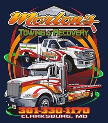 "Morton's Towing and Recovery - Clarksburg, MD • <a style=""font-size:0.8em;"" href=""http://www.flickr.com/photos/39998102@N07/14218923883/"" target=""_blank"">View on Flickr</a>"