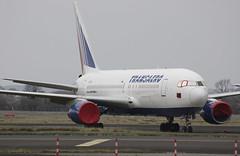 EI-CZD Boeing 767-216ER Transaero (corkspotter / Paul Daly) Tags: un shannon boeing tso airlines snn 23623 einn transaero b762 eiczd 767216er