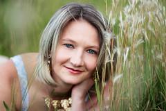 (Sabrina Brun) Tags: blue woman eyes
