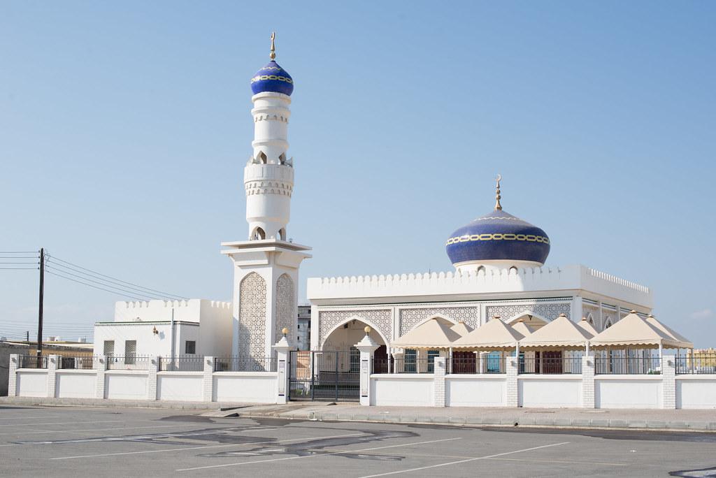 Beach Mosque