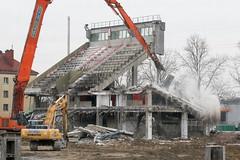 7D2_9422 (smak2208) Tags: wien sterreich stadion rapid abriss tribne hanappi