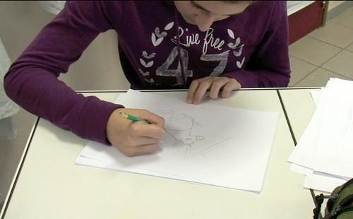 d-Atelier de dessin et de pyrogravure©l-Moriceau