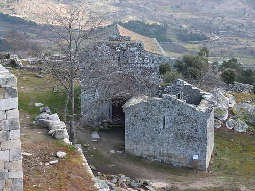 Iglesia del Salvador - Vista desde el castillo 2