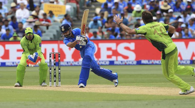 World Cup 2015, India vs Pakistan: India in complete control against Pakistan at Adelaide Oval