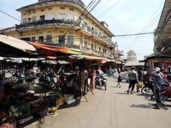 Kratie, Cambodia (asterisktom) Tags: cambodia market mercado february markt 2016 kratie trip20152016cambodiataiwan