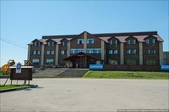 Вид на гостиницу (equinox.net) Tags: iso200 f80 31mm 1500sec хвалынск 1635mmf4