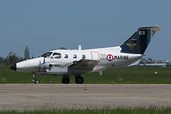 Marine Nationale   Embraer EMB-121 Xingu   69 (Globespotter) Tags: marine xingu 69 embraer bourget nationale livery 100ans parisle emb121