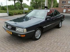 YB24ZR_1 (botepieter) Tags: sedan 200 type 100 audi 44 c3 typ
