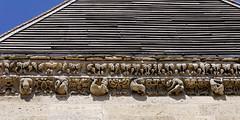 Dtails (Ombre&Lumiere) Tags: picardie patrimoine aisne xiie eglisenotredame xve bruyresetmontbrault