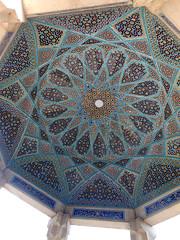 Hafez dome (Marco Guada) Tags: iran hafez