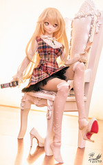 Maiden Queen () Tags: doll dream queen bjd dd dollfie volks misaki heero shokuhou