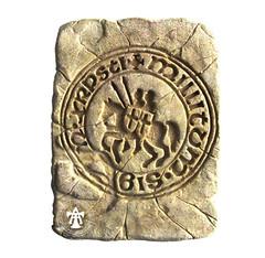 Selo Templrio 12 (As Templrias) Tags: templar templarios selos templarias