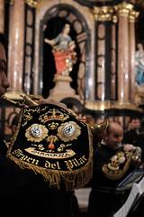 """Entrega """"Galardon Tercerol 2015"""" . Iglesia de San Cayetano, Zaragoza. (oscarpuigdevall) Tags: iglesiadesancayetano semanasantadezaragoza oscarpuigdevall momentoscofrades zaragozaaragonespaa semanasantadearagon galardontercerol"""