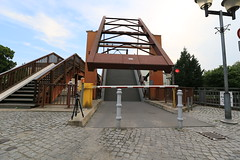Zehdenicker Hastbrcke (Pascal Volk) Tags: bridge wideangle wa ww brcke 16mm brandenburg superwideangle sww klappbrcke uwa weitwinkel swa oberhavel ultrawideangle basculebridge uww zehdenick ultraweitwinkel superweitwinkel canonef1635mmf4lisusm canoneos6d havelstadt landlwenberg