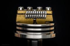 Polished Fused Clapton (Sami Lnsipaltta) Tags: rda clone goon polished fusedclapton 36gni80 26gni80