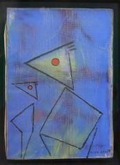 Fillette et Poupee (Max Ernst 1960) (JohannFFM) Tags: max ernst gemlde