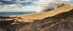 Playa de Cofete 08 cr (mschelhorn) Tags: ocean sea vacation sky beach strand spain sony fuerteventura urlaub slt spanien espania 2016 a99 michaelschelhorn