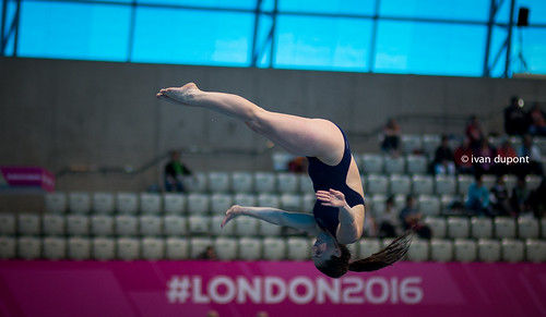 European Masters Diving Championships, London 2016, United Kingdom