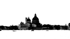 Venice (Raymond Kuilboer) Tags: venice venetie venezia black white blackwhite bw church building city