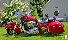Indian Motorcycle (Yale Creek) Tags: indian mortorcycle