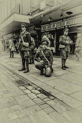 Battle of the Somme centenary (tootdood) Tags: street blackandwhite sepia manchester market battle toned somme centenary wewillrememberthem oldsoldiersneverdie canon70d