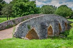 Packhorse Bridge (Linton Snapper) Tags: packhorsebridge bridge moulton suffolk outdoors canon sigma50mmart lintonsnapper