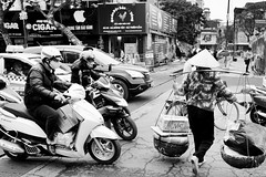 Stop for me. (Melvin Yue) Tags: street city travel bw colors monochrome 35mm blackwhite asia vietnamese cityscape colours streetphotography wanderlust traveller vietnam explore fujifilm lonelyplanet blacknwhite bnw photooftheday picoftheday natgeo travelphotography travelgram x100s