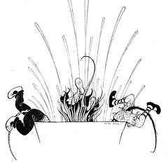 Zonneschijn  1927    ill Anton Pieck pg 76 (janwillemsen) Tags: fairytale 1927 antonpieck magazineíllustration