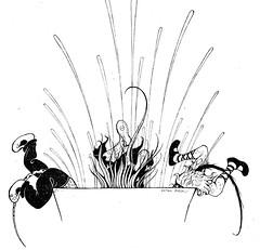 Zonneschijn  1927    ill Anton Pieck pg 76 (janwillemsen) Tags: fairytale 1927 antonpieck magazinellustration