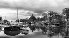 Nieuwe Vaart Amsterdam, 13-12-14 (kees.stoof) Tags: amsterdam nieuwe vaart nieuwevaart oostenburgergracht
