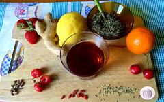 Come preparare una tisana drenante fai da te (RicetteItalia) Tags: estate cellulite ricette drenante