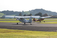 birddog x2 IMG_6385 (ZK-NGJ) Tags: june day open aviation military 05 salute valley spy trust to warbirds cessna nam ardmore syndicate 2016 o1f zknam zkfya 572928 5116903 'dday'