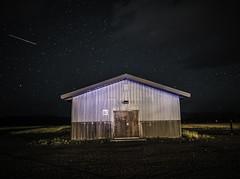 #nikon #d800e #nikkor #stars #lightpainting #farmhouse #shootingstar (Hiu Tai) Tags: lightpainting farmhouse stars nikon nikkor shootingstar d800e