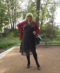 2016 - 06 - 08 - Karoll  - 008 (Karoll le bihan) Tags: feminine femme lingerie crossdressing tgirl transgender transvestite stocking bas pantyhose crossdress stilettos travestis feminization travesti travestie escarpins fminisation travestisme travestissement