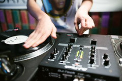 Scratchin' Life (Marco Piras Photography) Tags: life musician music concert hands dj play hand live hiphop scratch vinyls volume fader consolle