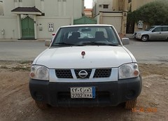 Nissan - Pickup - 2014  (saudi-top-cars) Tags:
