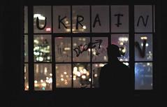 UKRAIN (Frdric T. Leblanc) Tags: city light cinema canada night canon movie 50mm graffiti montral mtl quebec grain grainy cinematic abandonned tagg t3i filmlook silo5 movielook