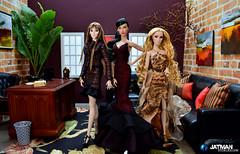 JATMAN - Elyse Jolie J'Adore la Fete Welcome 05 (JATMANStories) Tags: fashion toys doll elise royalty elyse jadore integrity