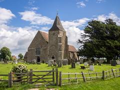 St. Clement Church, Old Romney, Kent (Bob Radlinski) Tags: uk greatbritain travel england kent europe stclement oldromney