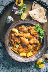 Khubani Murgh Kadai 1 (Whisk Affair) Tags: chicken indian curry apricot