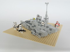 Star Wars - Rouge One - Hovertank (Jan, The Creator) Tags: